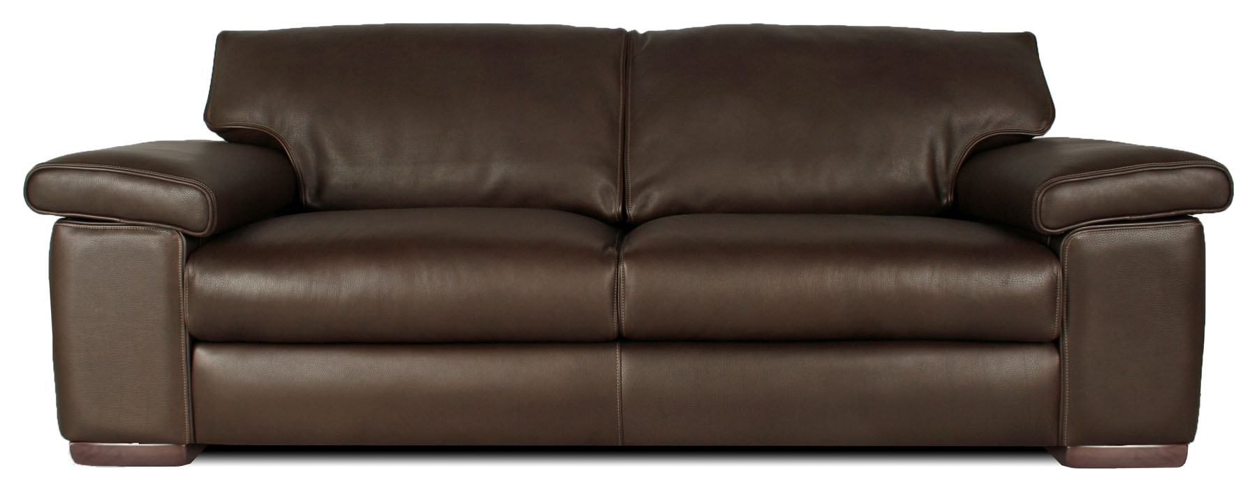 Loading zoom Couture Custom Leather Sofa