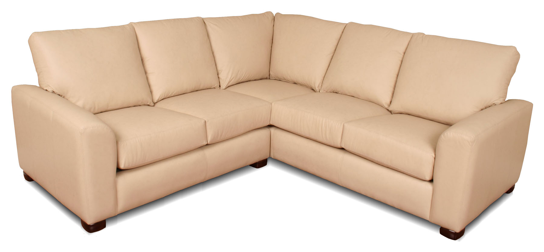 Dearborn U2013 Leather Sectional