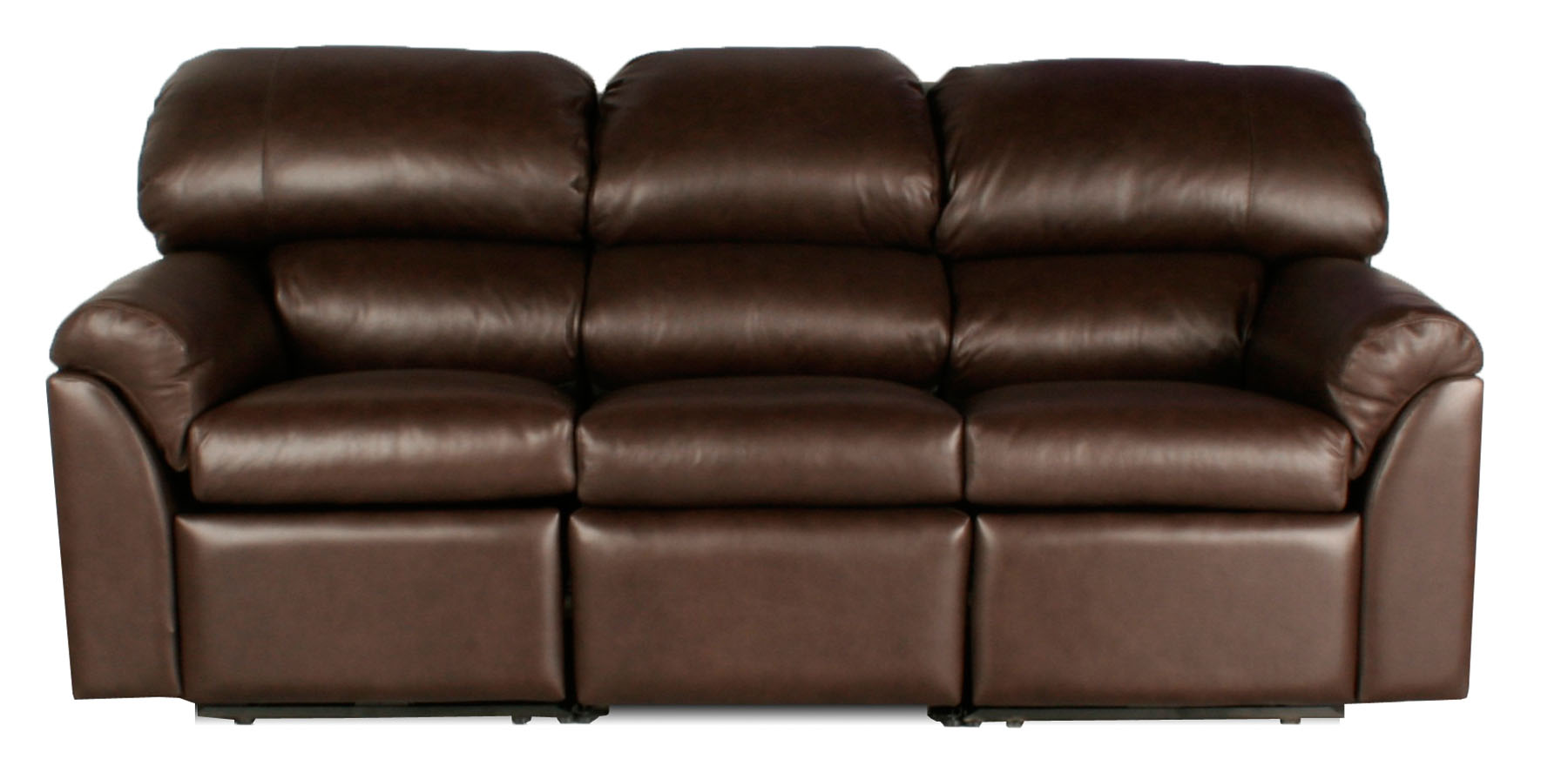 Canyon Reclining Leather Sofa