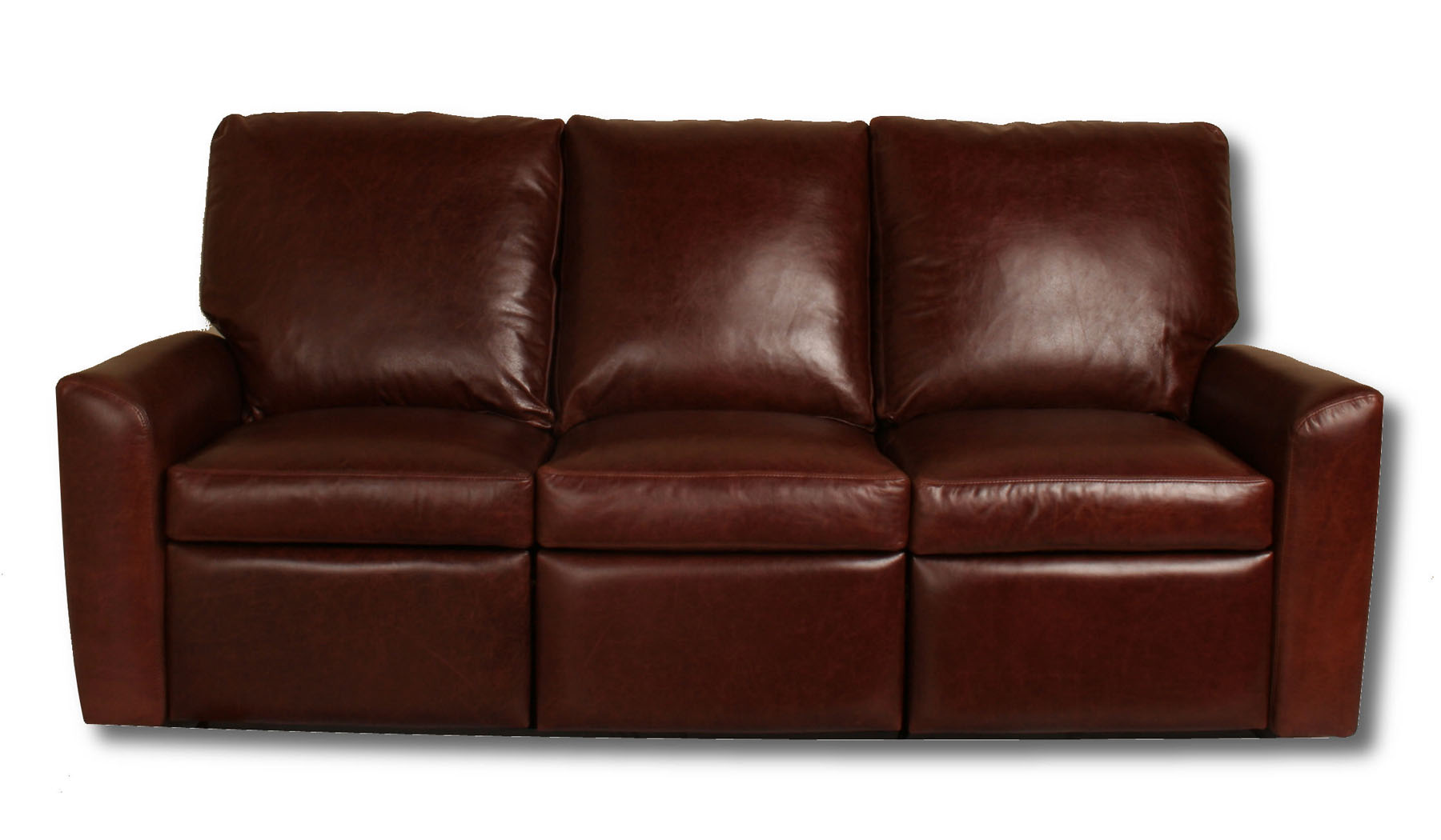Addison Reclining Leather Sofa