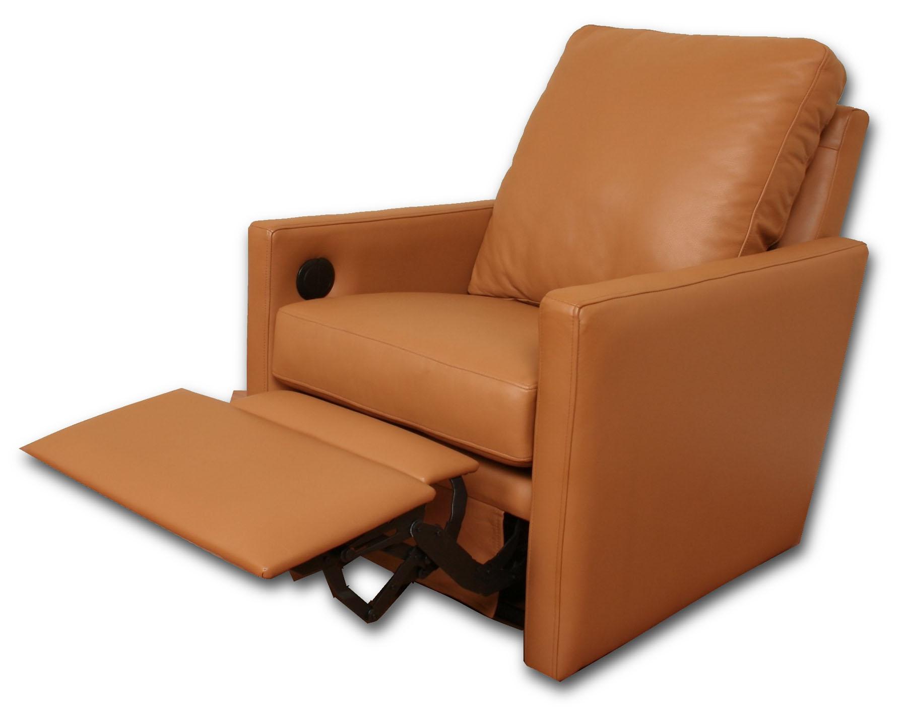 Encino Reclining Leather Sofa