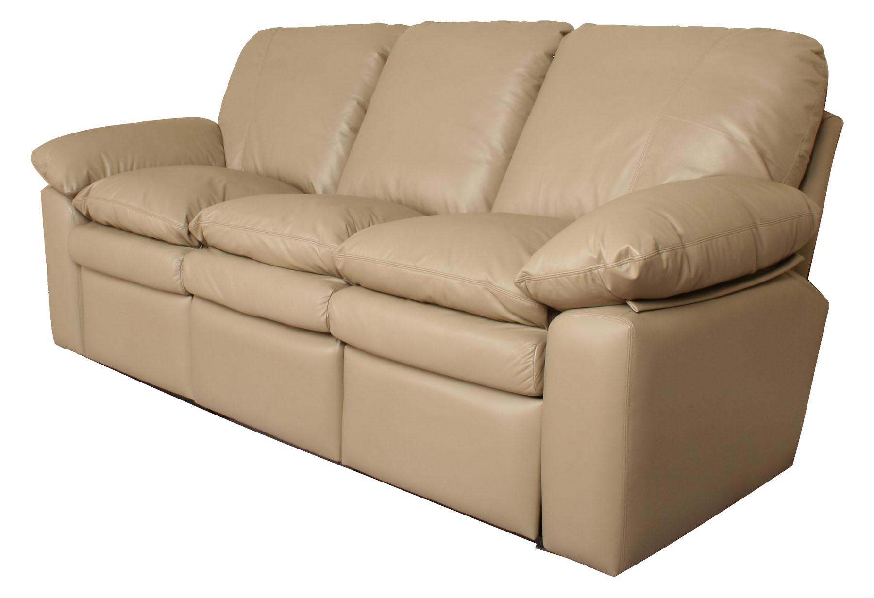 Carrera Reclining Leather Sofa