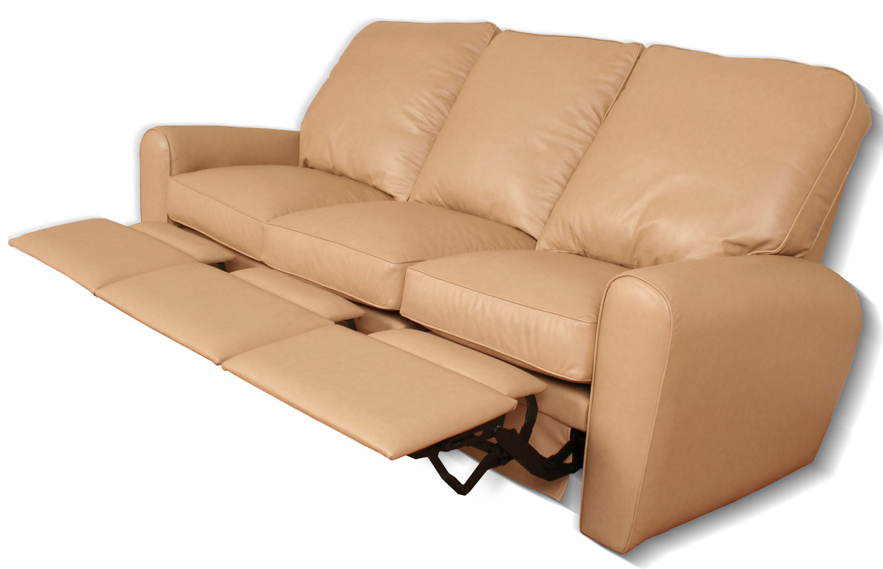 Leather Creations Reclining Leather Sofas
