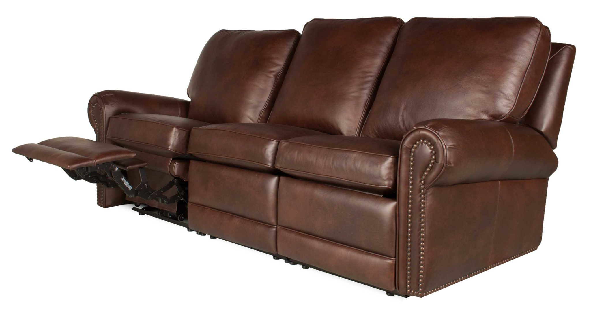 virginia reclining leather sofa leather creations furniture rh leathercreationsfurniture com recliner sofa leather uk sofa recliner leather by room to go