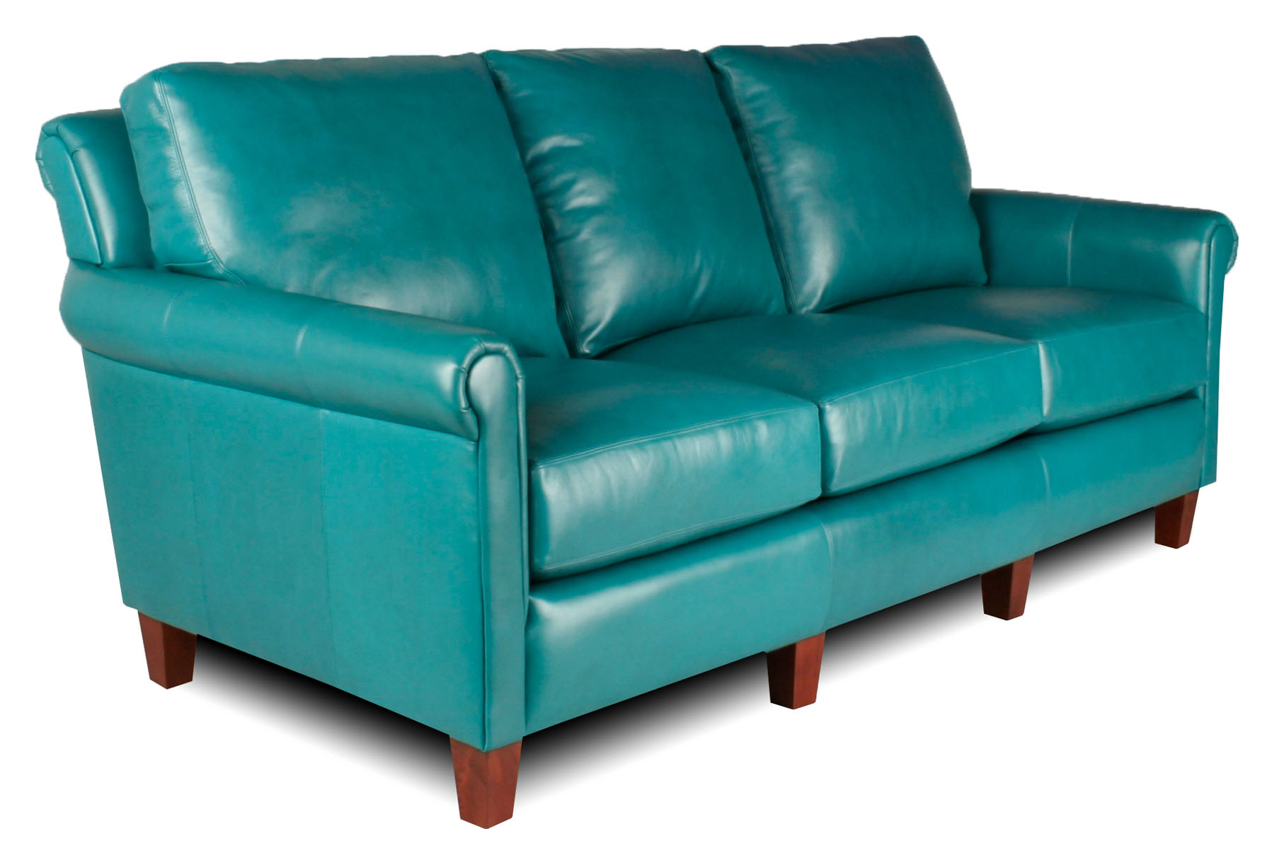 Teal Leather Sofa Teal Leather Sofa Nice As Small