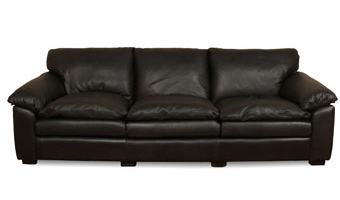Deep Leather Sofas