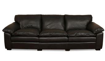 Deep Leather Sofas