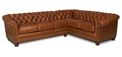9401-Chesterfield-leather-sectional