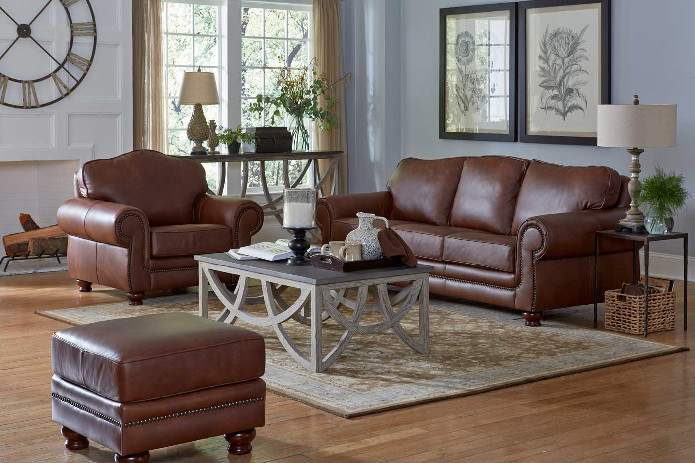 Astonishing Custom Leather Furniture In Atlanta Austin Chicago Pabps2019 Chair Design Images Pabps2019Com
