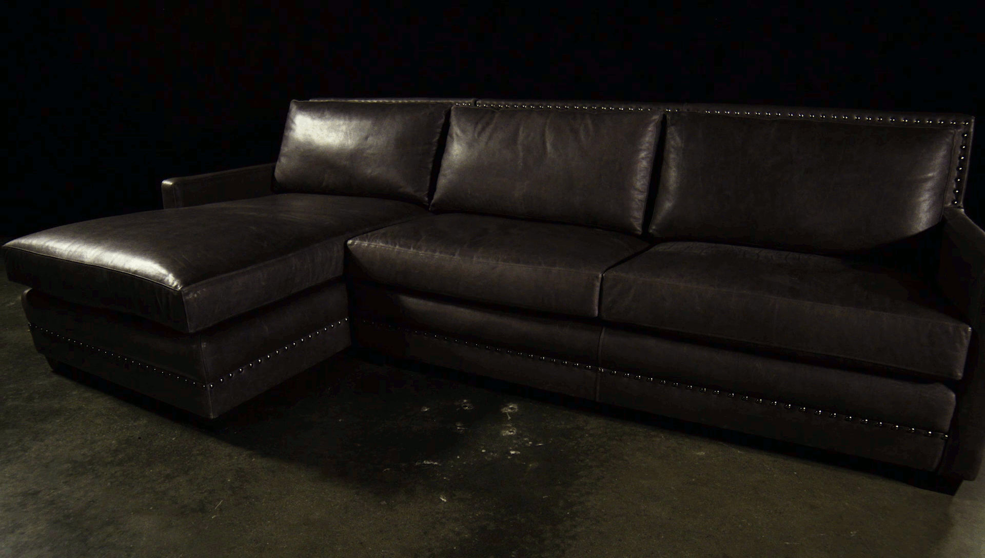 Types Of Leather Sectionals