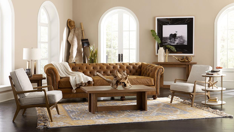 Custom Leather Furniture In Atlanta Austin Chicago